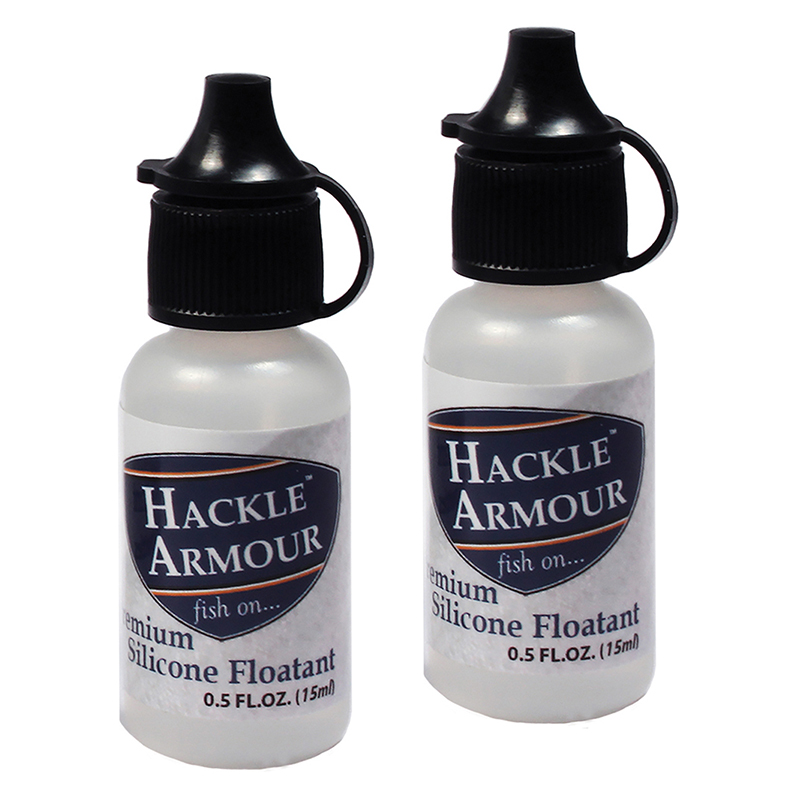 Hackle Armour Premium Silicone Fly Floatant